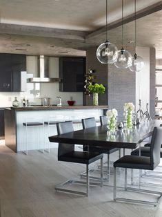 Apartment in Boston by ZEN Associates