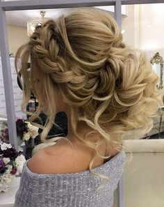long hair models - wedding hairstyles for long hair are very numerous, which makes it not so easy . - About women - long hair models – wedding hairstyles for long hair are very numerous, which makes it not so easy - Homecoming Hairstyles, Wedding Hairstyles For Long Hair, Wedding Hair And Makeup, Bride Hairstyles, Cool Hairstyles, Hair Makeup, Hairstyle Wedding, Hair Wedding, Easy Hairstyle