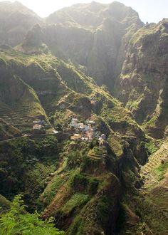 Ponta do Sol Caculi, Ribeira Grande, Cape Verde   by Sam Kirk