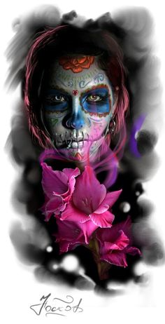 Чикано реализм - Best Picture For diy clothes For Your Taste You are looking for something, and it is going to tel - Skull Hand Tattoo, Skull Tattoos, Body Art Tattoos, Wolf Tattoos, Calaveras Mexicanas Tattoo, Marilyn Monroe Artwork, Day Of The Dead Girl, Tattoo Studio, Catrina Tattoo
