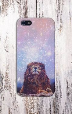 Galaxy Lion Case for iPhone 6 6 iPhone 5 5S 5C