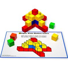 Creative Color Cubes™ Activity Set - Shop by Subject - Parents - Learning Resources®