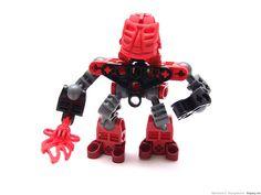Bionicle MOCs - Krana-possessed Matorans | Flickr: Intercambio de fotos