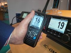 ICOM's marine radio guide. The name ICOM is synonymous the world over with the manufacture of award-winning marine radios for a wide range of vessels. With over 40 years of experience in developing high quality marine communication equipment ICOM has a vast pool of expertise to help you with all of your marine VHF needs.