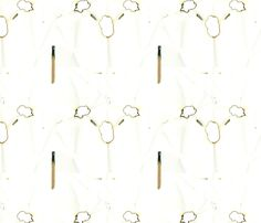 Scorch Tested  fabric by h_leemessina on Spoonflower - custom fabric