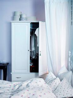 BIRKELAND dulap de haine  www.IKEA.ro