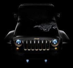 Jeep Wrangler edição especial Ano do Dragão