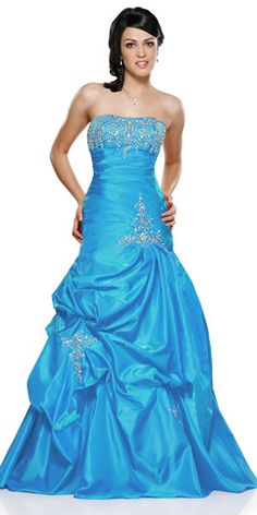 prom dress: color and dress!love love love
