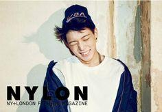 iKON Bobby - Nylon Magazine November Issue '14