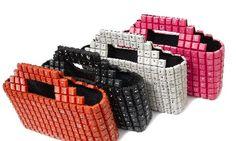 #keybag.   <3 bellissima borsa realizzata dalla tastiera di un PC