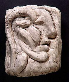 Pablo Picasso (1881-1973), Tête de femme de profil (Woman head profile), Paris, musée Picasso