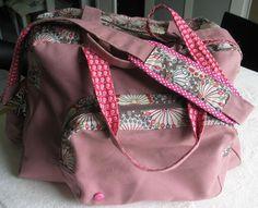 Un sac à langer pour une demoiselle d'été
