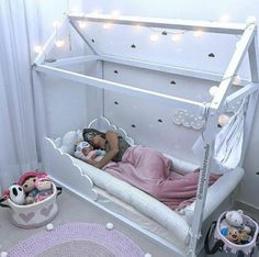 Kinderbett Kinderbett The post Kinderbett appeared first on Babyzimmer ideen. Baby Bedroom, Baby Boy Rooms, Nursery Room, Girls Bedroom, Childrens Beds, Childrens Room Decor, Baby Room Decor, Toddler Rooms, Toddler Bed