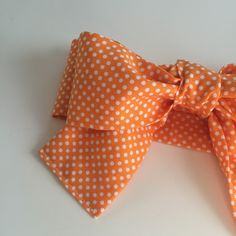 Baby Girl Headwrap, Orange Polka Dot, Halloween, Headwrap, Baby Headwrap, newborn Headwrap, boho Headwrap, Toddler Headwrap, Infant Headwrap by KristelSummer on Etsy https://www.etsy.com/listing/250643314/baby-girl-headwrap-orange-polka-dot