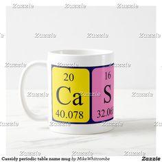 Eugene periodic table name mug periodic table urtaz Choice Image