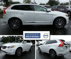 Step up your garage game. #Volvo #XC60
