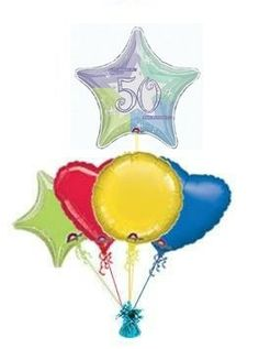 """Put a smile on their face with a unique :Shimmer"""" birthday balloon. Send birthday balloons in a box. Wonderful helium filled balloons in a box. 60th Birthday Balloons, 21st Birthday, Helium Filled Balloons, Balloon Delivery, Chocolate Gifts, Unique Presents, The Balloon, 50th"""