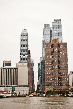 42nd street by mallisser! Such a beautiful picture of these tall buildings!