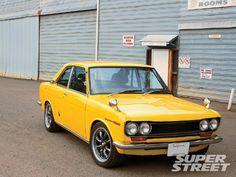 Datsun Bluebird 18 SSS Coupe