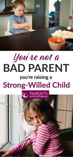 It's not 'Bad Parenting'. You're Raising a Strong-Willed Child. # bad Parenting Raising a strong willed child Parenting Toddlers, Parenting Books, Gentle Parenting, Parenting Quotes, Parenting Advice, Parenting Styles, Foster Parenting, Strong Willed Child, Attachment Parenting