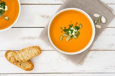 Nutrisystem provides a delicious, healthy recipe for Pumpkin Soup perfect for those who want to eat better without sacrificing a favorite fall flavor.