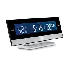 ПАНОРАТАЙМ Цифровая погодная станция с панорамным дисплеем. Включает в себя часы, будильник, календарь, термометр и гигрометр.           Максимальный размер печати: 50 x 15 мм.
