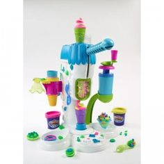 Play-Doh Sweet Shoppe Perfect Twist Ice Cream Playset