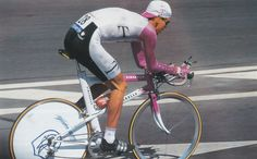 Jan Ullrichs Pinarello