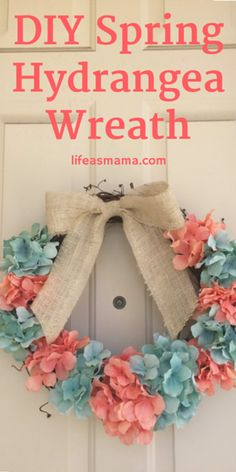 Spring is upon us and that means you need a fresh idea for your seasonal wreath collection. I've always wanted to make a floral wreath, but the prices have deterred me time and time again. But I've learned that if you shop wisely, you can easily make a gorgeous floral wreath and not break the bank!