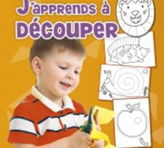 J'apprends à découper Fine Motor, Scissors, Activities, Writing, Crafts, World Discovery, Dimensional Shapes, Brain, Fine Motor Skills