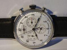 ZEPPELIN LZ129 Hindenburg Chronograph 7086-1