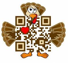Thanksgiving QR Code