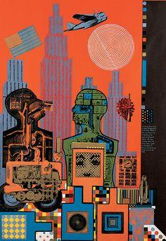 Eduardo Paolozzi, Pop Art