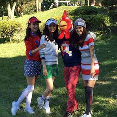 le coq golf ゴルフファッション #lecoq #ルコック #ゴルフ #ゴルフファッション #GOLF #押切もえ #葛岡碧 #森絵里香 Sexy Socks, Golf Wear, Golf Stuff, Golf Fashion, Knee Socks, Play Golf, Golf Outfit, Ladies Golf, Popular Culture