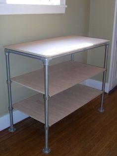 Workbench/Shelf - Project - Simplified Building