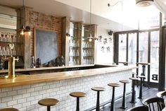 The Meatball Shop | Lower East Side, NY  #cafe style