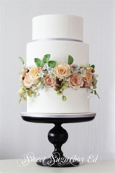 Pastel Wedding Cakes from Sweet Sugarboy Ed 8