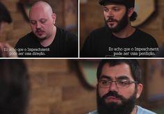 Campanha tocante junta pessoas que se amam, mas estão em conflito por causa da política no Brasil