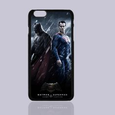 Batman Vs Superman Dawn Print Hard Case For iPhone 6/6 Plus
