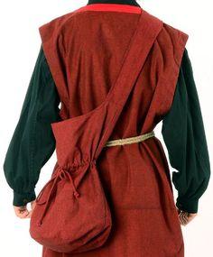Mittelalter Tasche Baumwolle naturbeige Mittelalterliche Kleidung: Amazon.de…