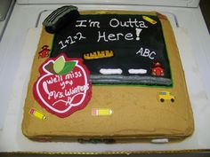 Fun Retirement Cakes Cake Ideas And Designs
