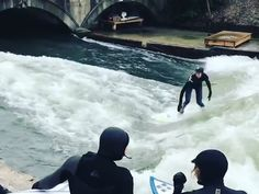 Munich is the river surfing capital of the world - Join the conversation about this story »