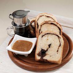 Coffee Bread & Coffee Condensed Milk