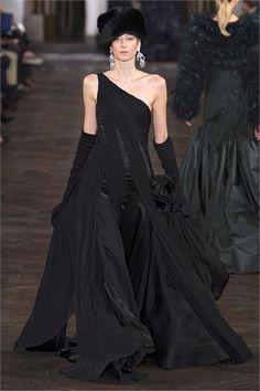 Sfilata Ralph Lauren Collection New York - Collezioni Autunno Inverno 2013-14 - Vogue