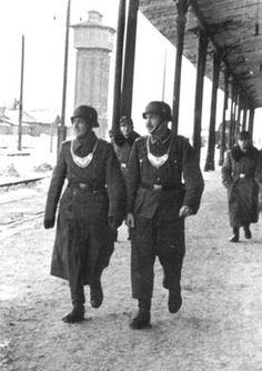 La Guardia Civil en la Segunda Guerra Mundial