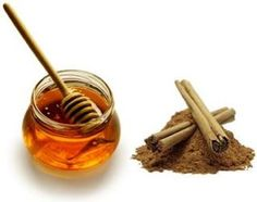 Honey and cinnamon cleanse Every morning, on an empty stomach, 1/2hour before breakfast, and again at night before sleeping, drink honey and cinnamon powder boiled in one cup water. If taken regularly it reduces the weight.Also drinking this mixture regularly does not allow the fat to accumulate in the body. 2 t.of ground cinnamon and 2 t. of honey in a cup of boiled water....