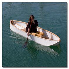 Foldak folding 12 foot canoe