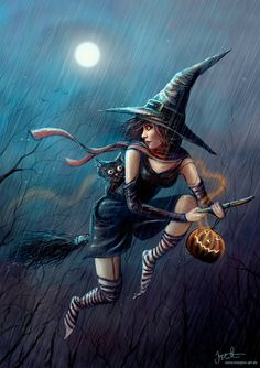Witch - Jeremiah Morelli