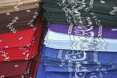 cooler, make clothes, bandana blanket, blankets, quilt tutorials, napkin, shirt, crafts, themed parties