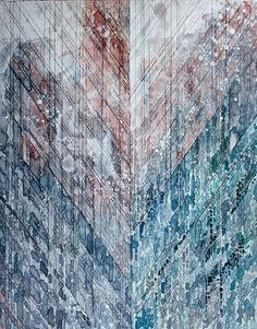jacobvanloon: Jacob van LoonSlow BurnWatercolor, acrylic, and...